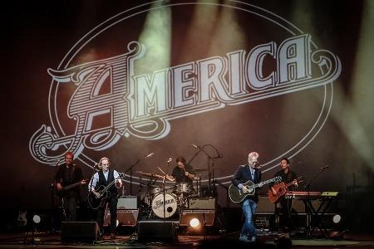 America at the London Palladium; Photo credit: Christie Goodwin
