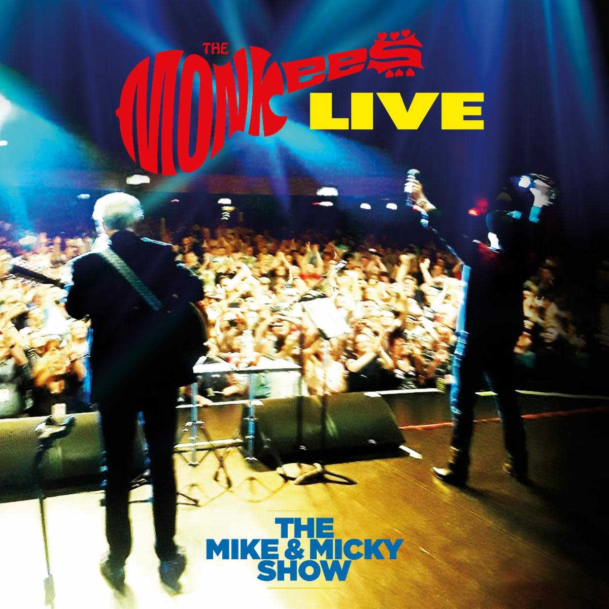 Mike _ Micky Show_Cover Art