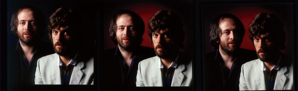 Eric Woolfson and Alan Parsons. Publicity images.