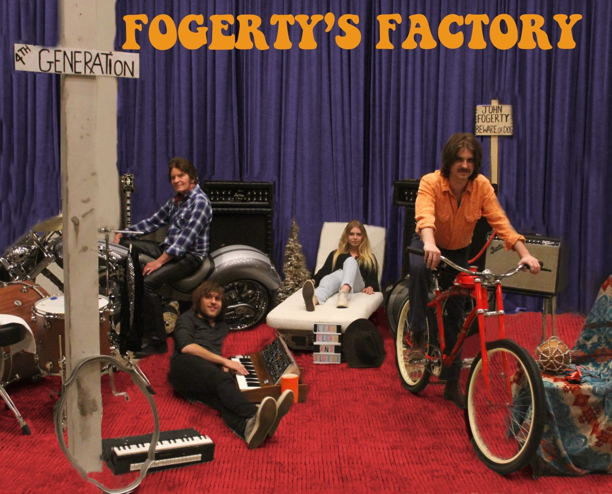 fogerty family