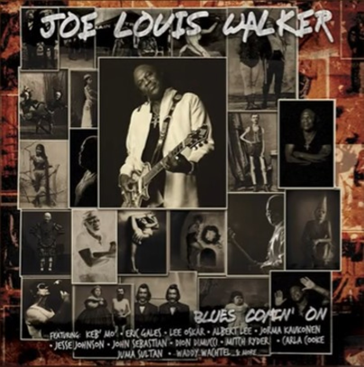Joe Lewis Walker album