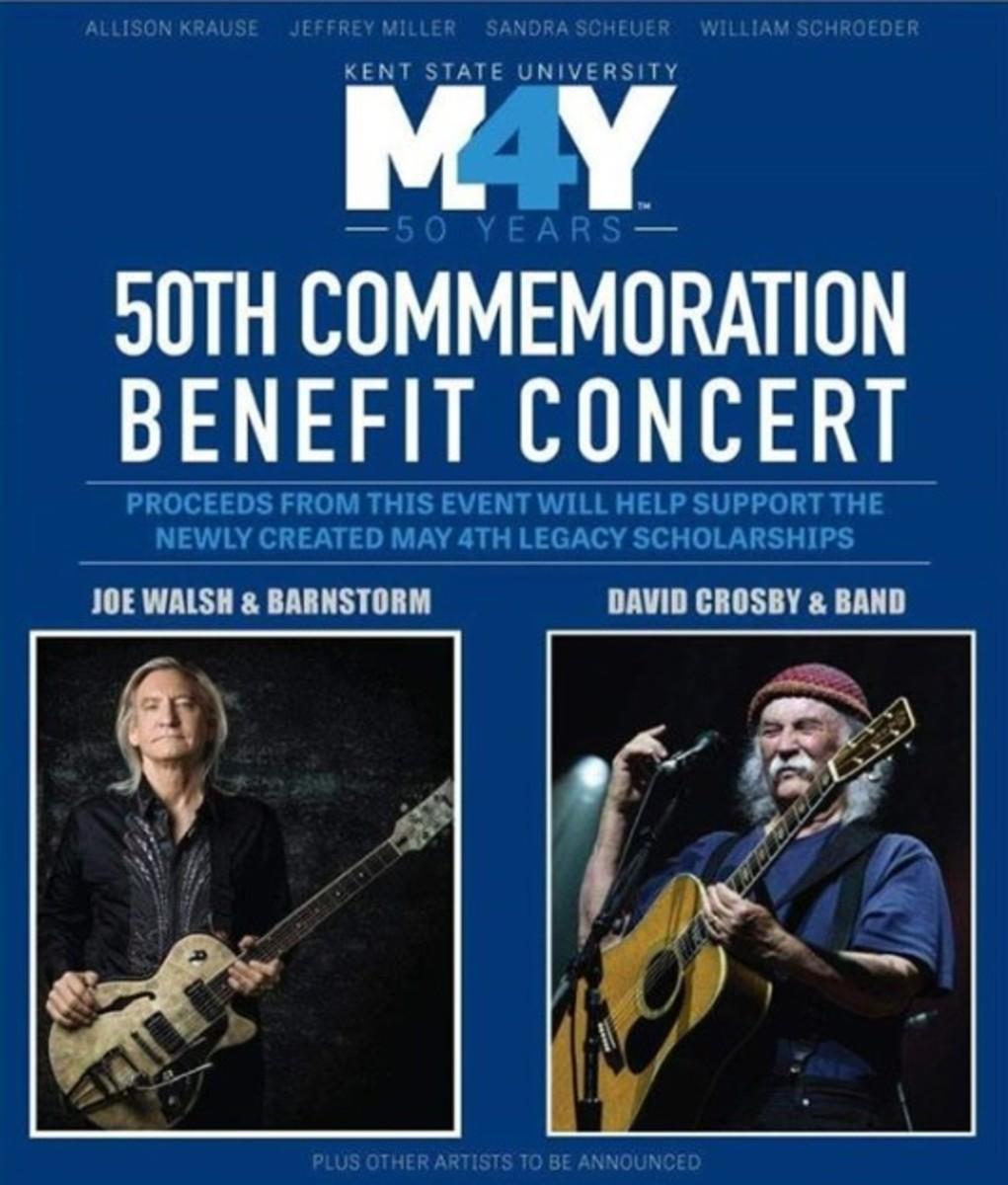 CSNY Kent concert