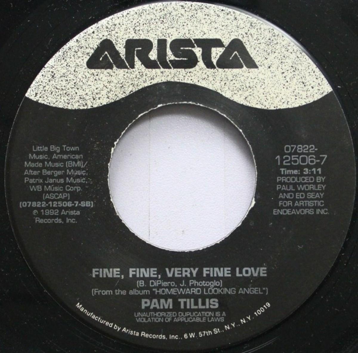 Pam Tillis flip side
