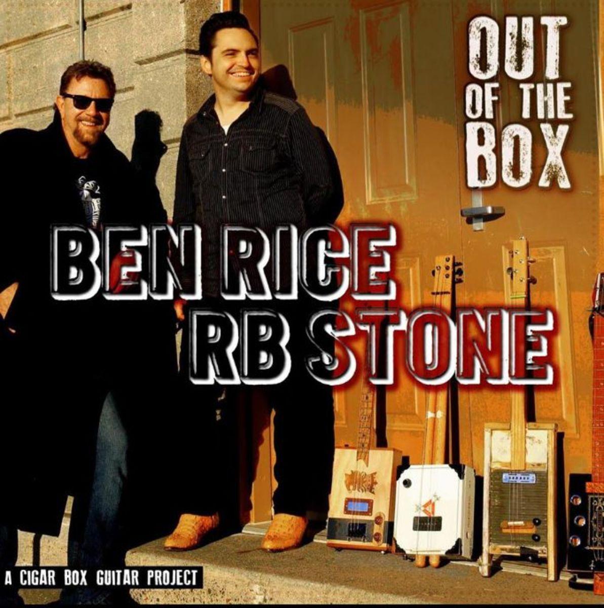 Ben Rice RB Stone