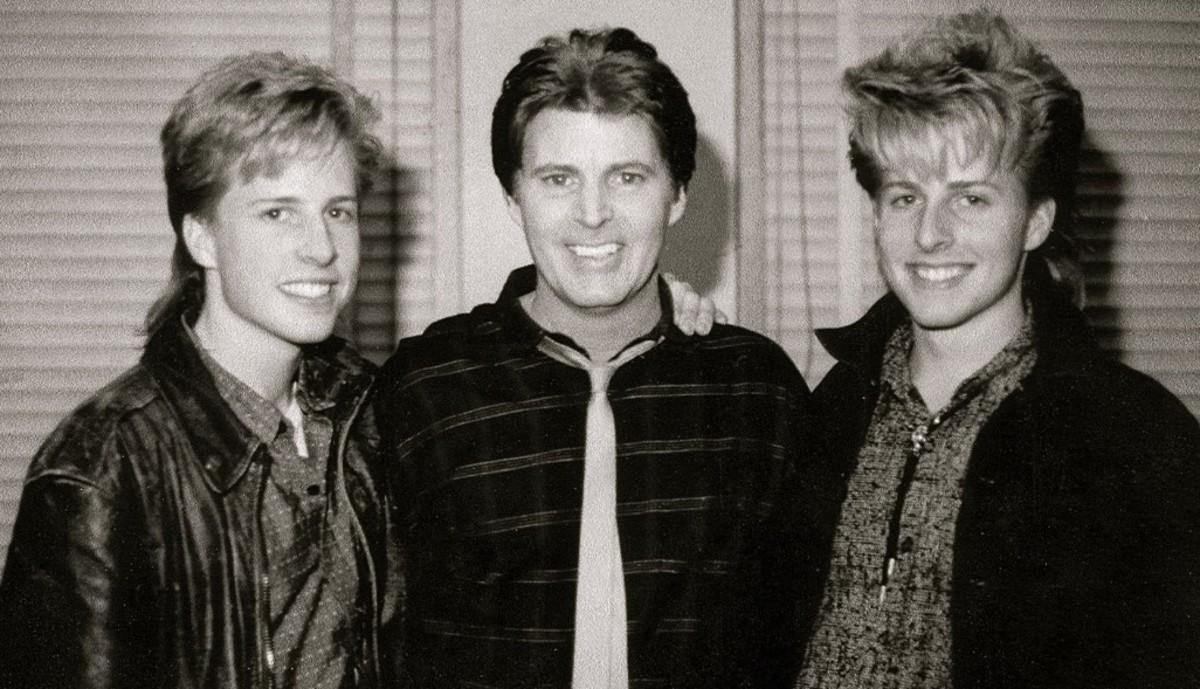 Gunnar, Rick and Matthew