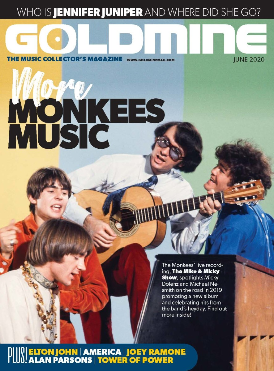 June_2020 Monkees Cover