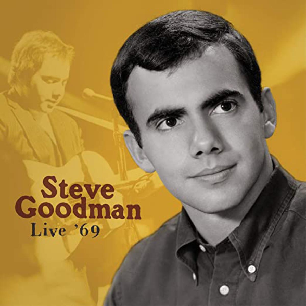 Steve Goodman-Live69