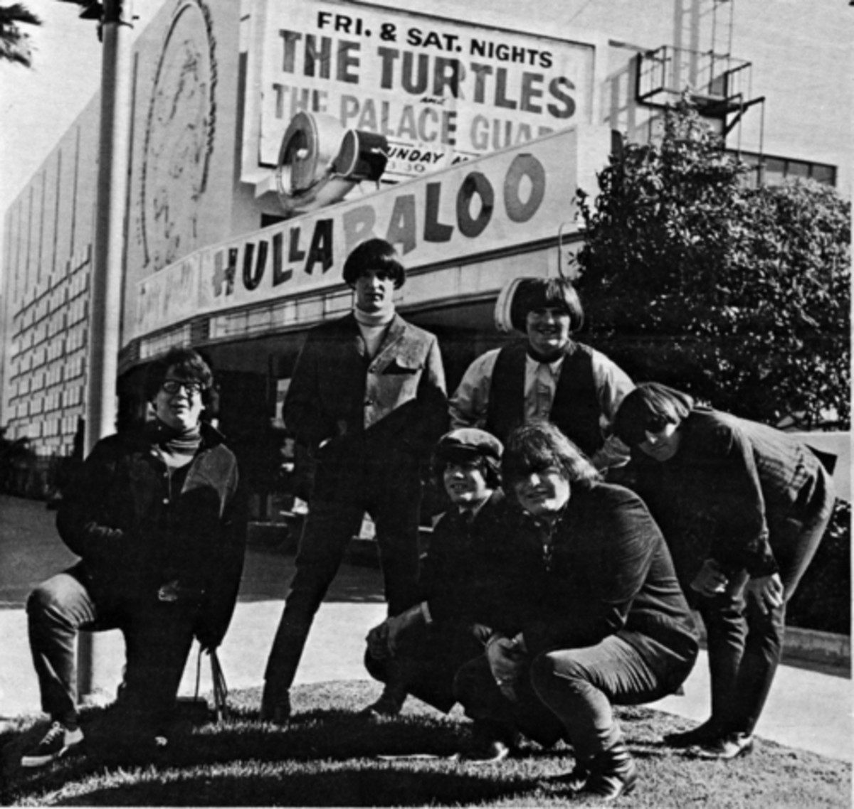 The Turtles, publicity photo