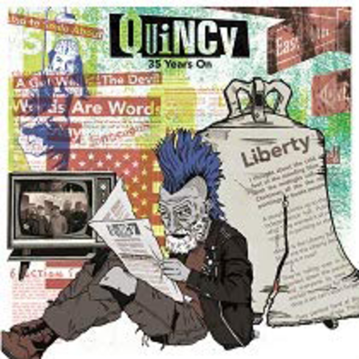 QUINCY – 35 Years On