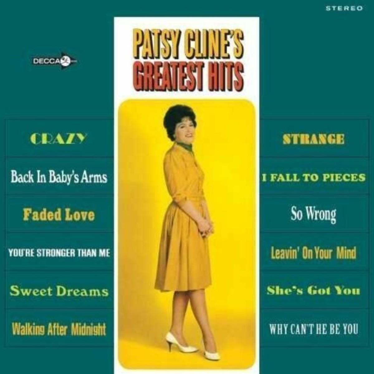 Patsy Cline hits