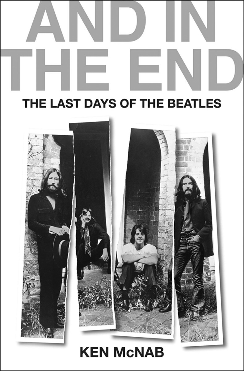 Beatles-and in the end book
