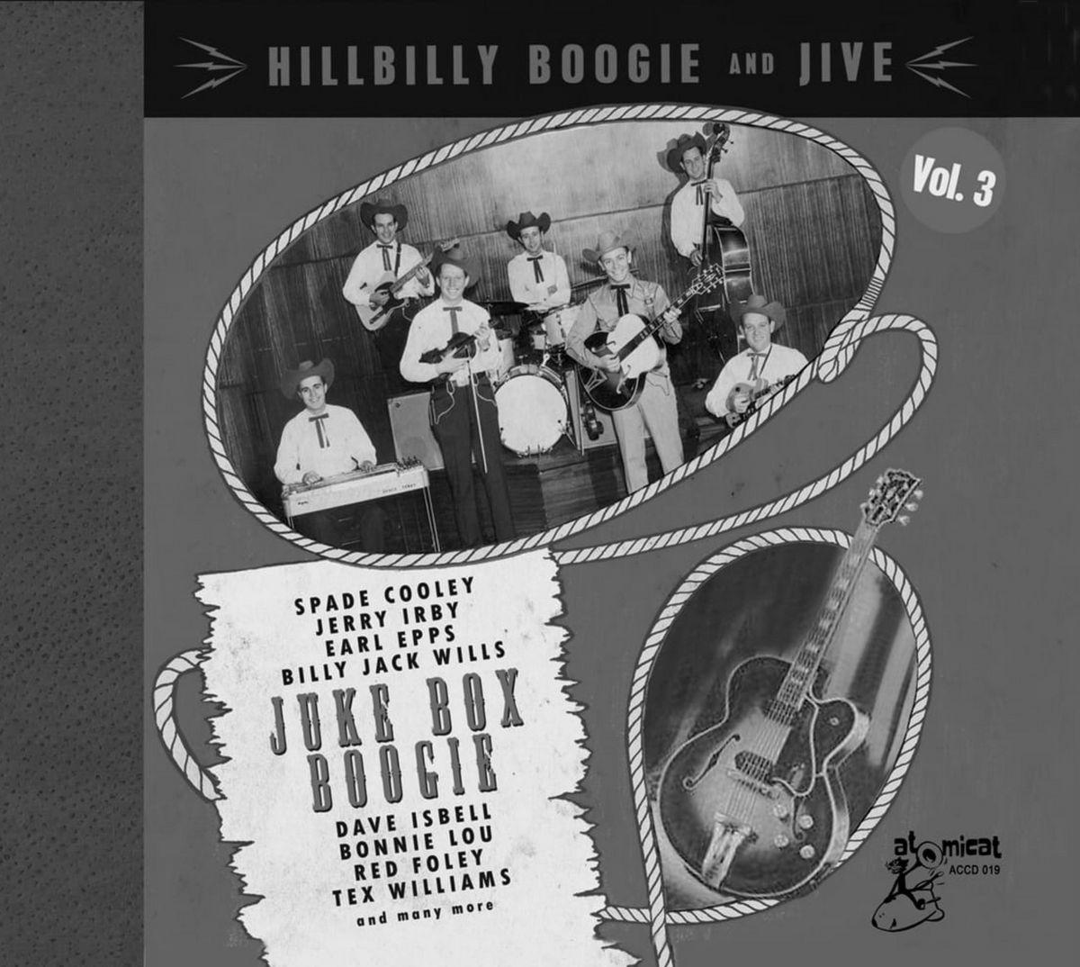 Hillbilly Boogie and jive 3