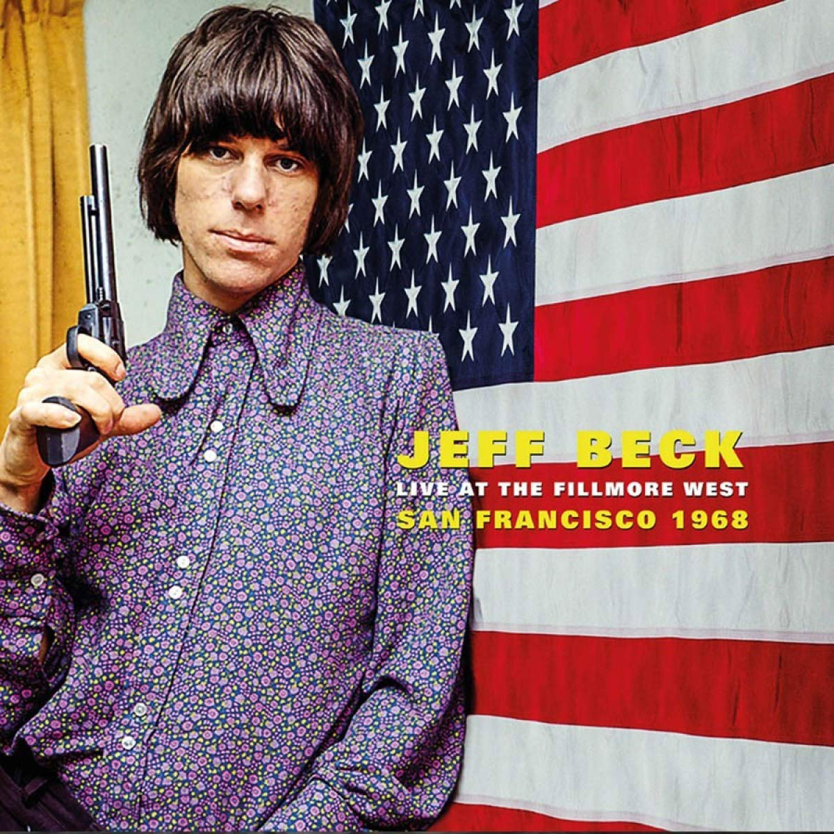 The Jeff Beck Group  Live at the Fillmore West