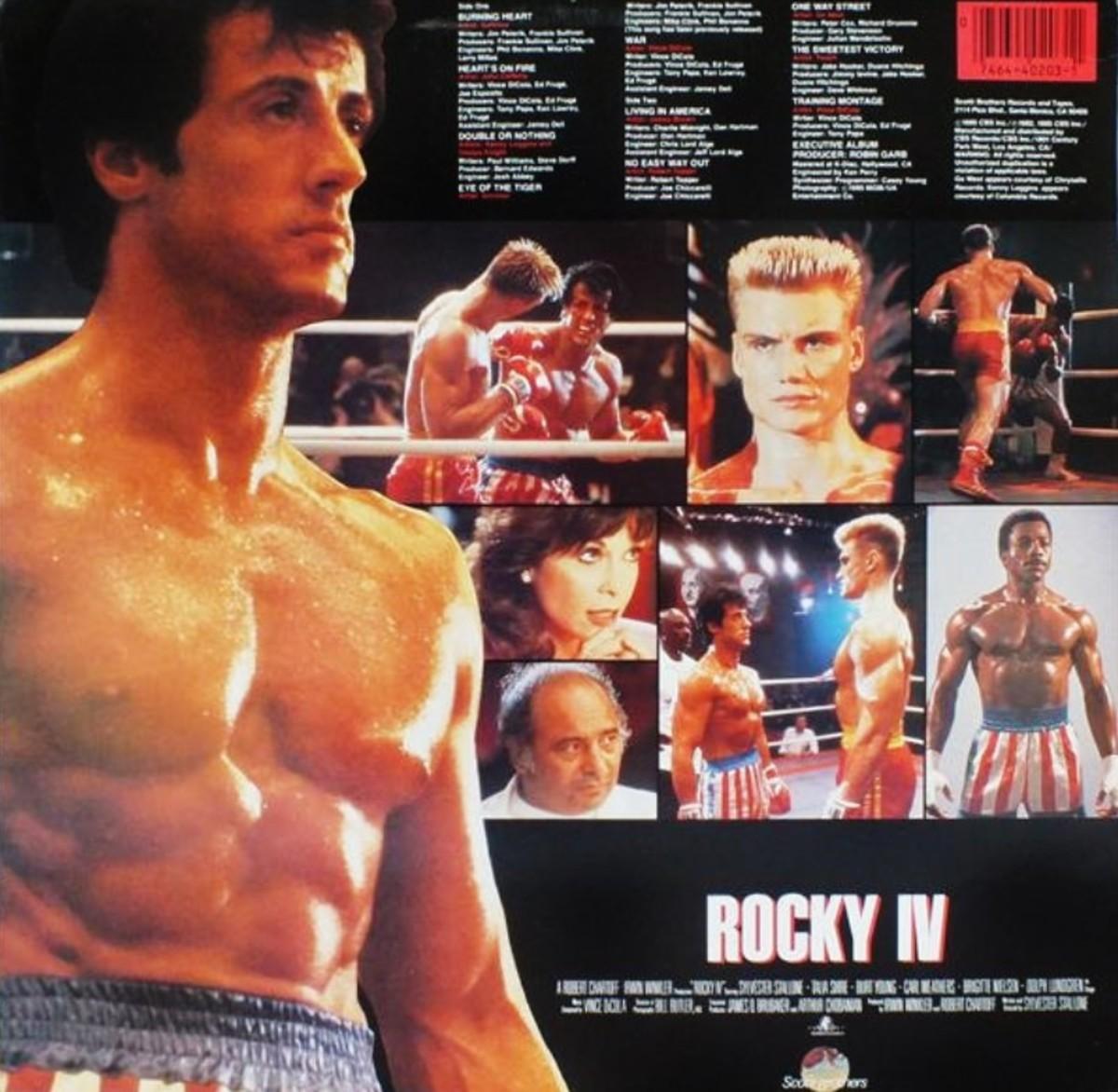 Peterik Rocky IV