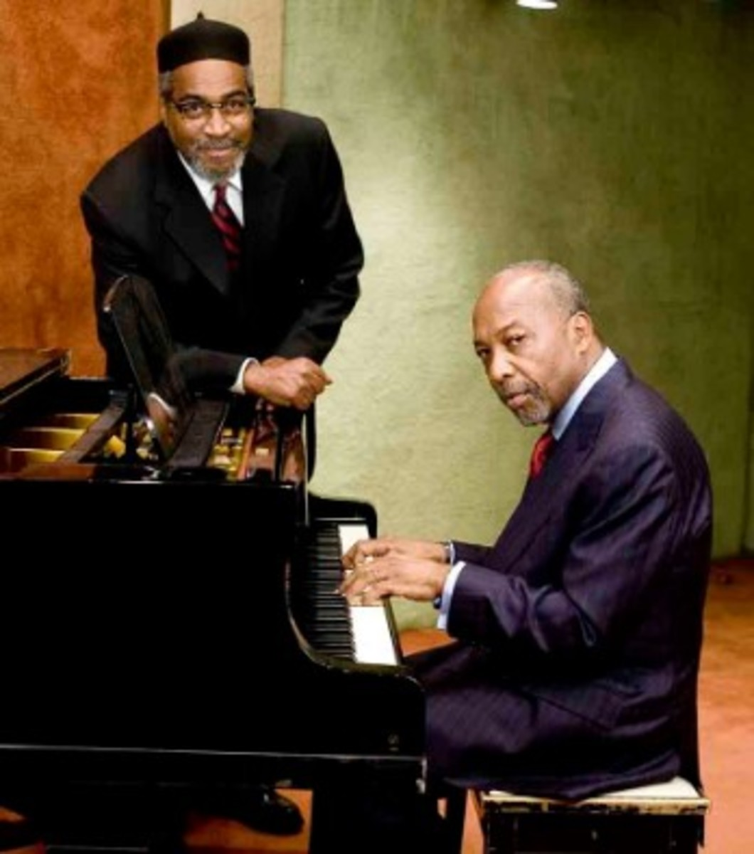 L to R: Kenneth Gamble and Leon Huff, courtesy of Gamble Huff Entertainment