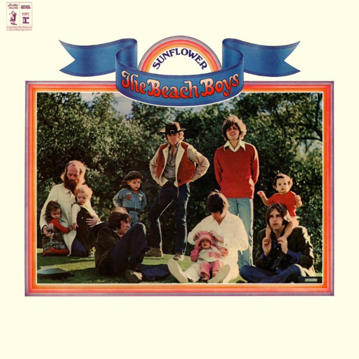 Beach Boys' Sunflower