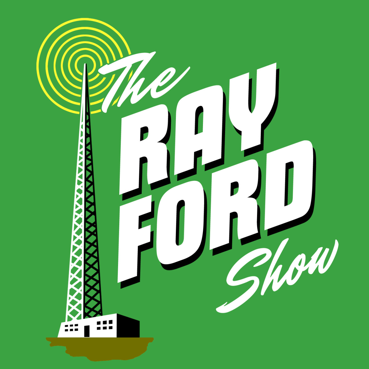 The Ray Ford Show Logo