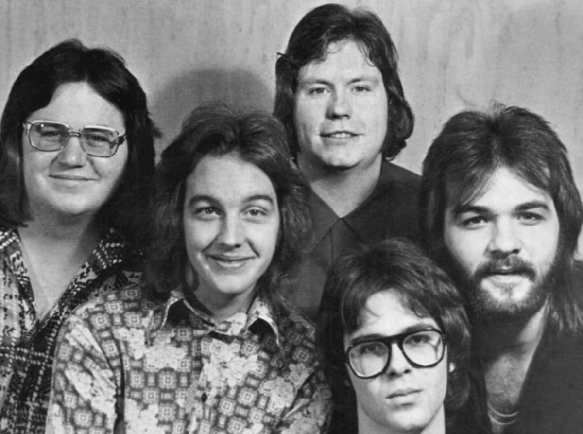 Magic L to R: Dan Hrdlicka, Steve Knill, Richard Reising (top), D. Dwight Krueger (bottom), George Sipl, photo courtesy of Adam Hrdlicka