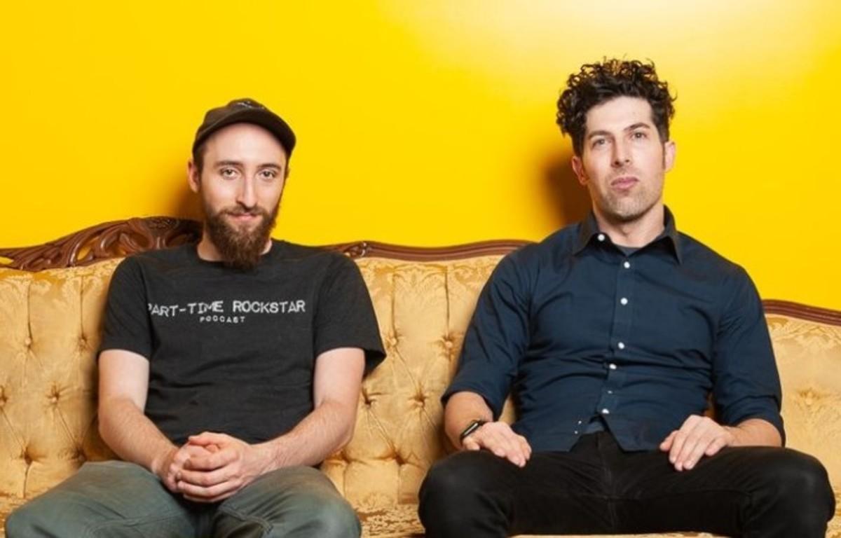 The Slang: Felix Nieto and John Bobo, Morris Photography