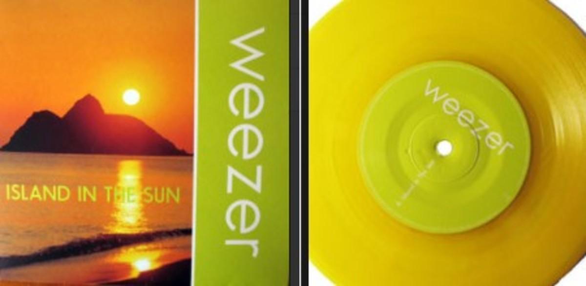 Slang Weezer 45