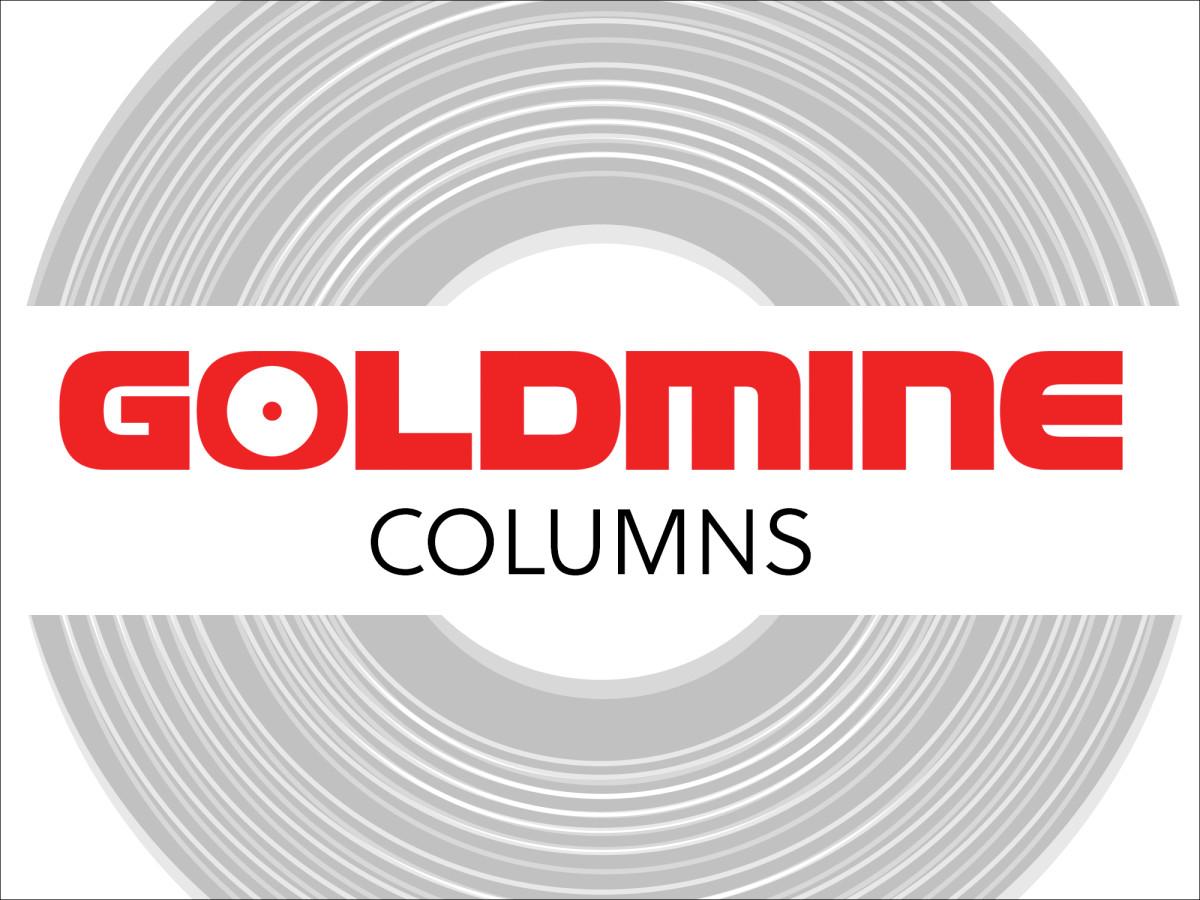 Goldmine Magazine Columns