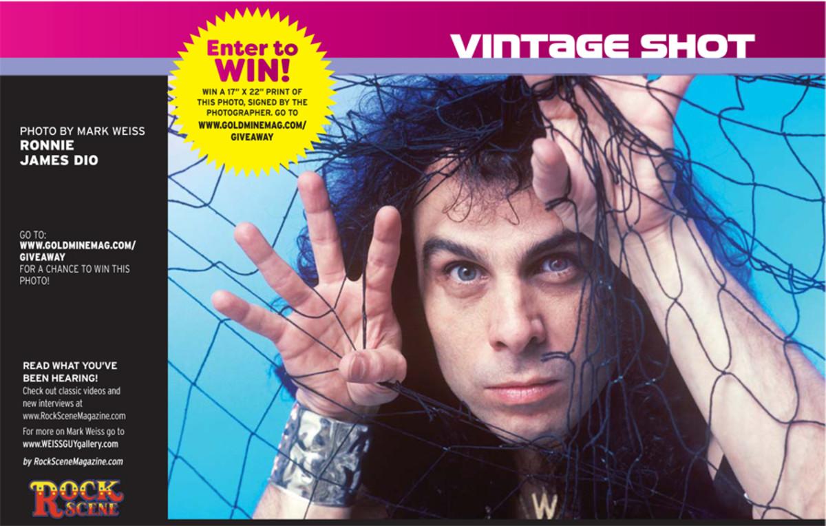 May_2021 Vintage Shot Dio