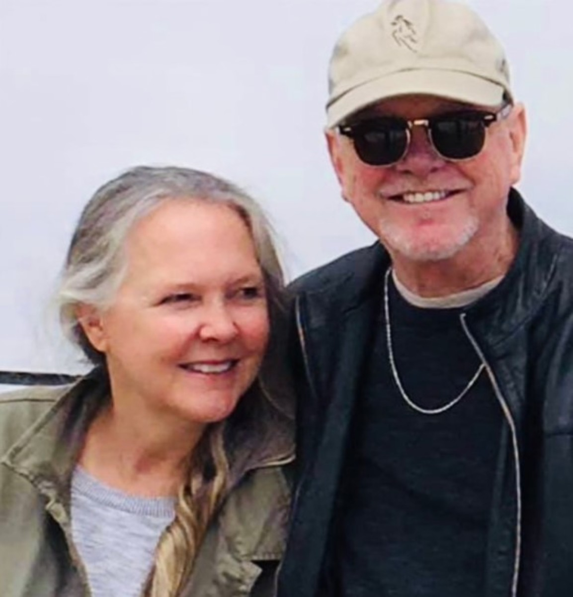 Mary and Rusty Young, photo courtesy of Blue Élan Records