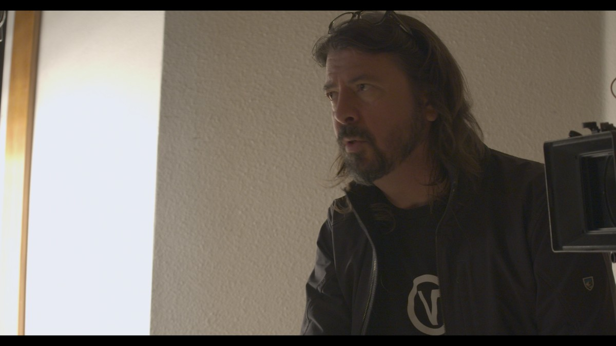 What Drives Us is Dave Grohl's directorial debut. (Photo courtesy of Roswell Films)