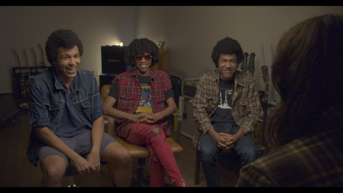 St. Joseph, MO-based Radkey are one of the two young bands profiled in the film. (Photo courtesy of Roswell Films)