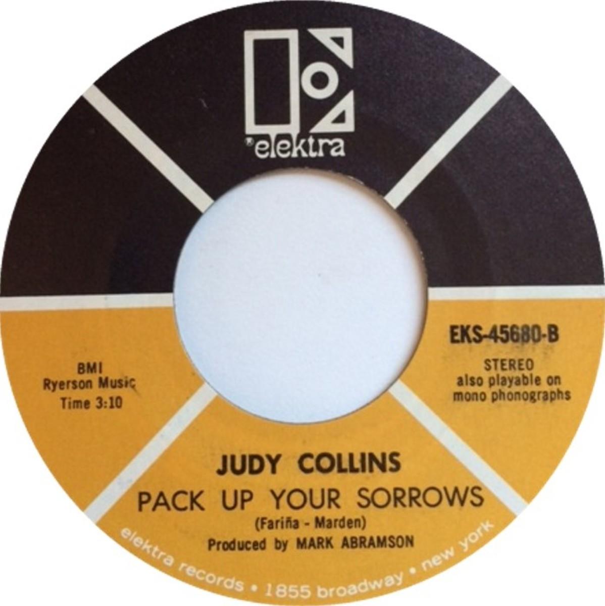 Judy Collins flip side