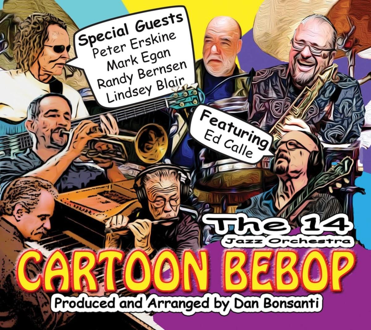 Cartoon Bebop