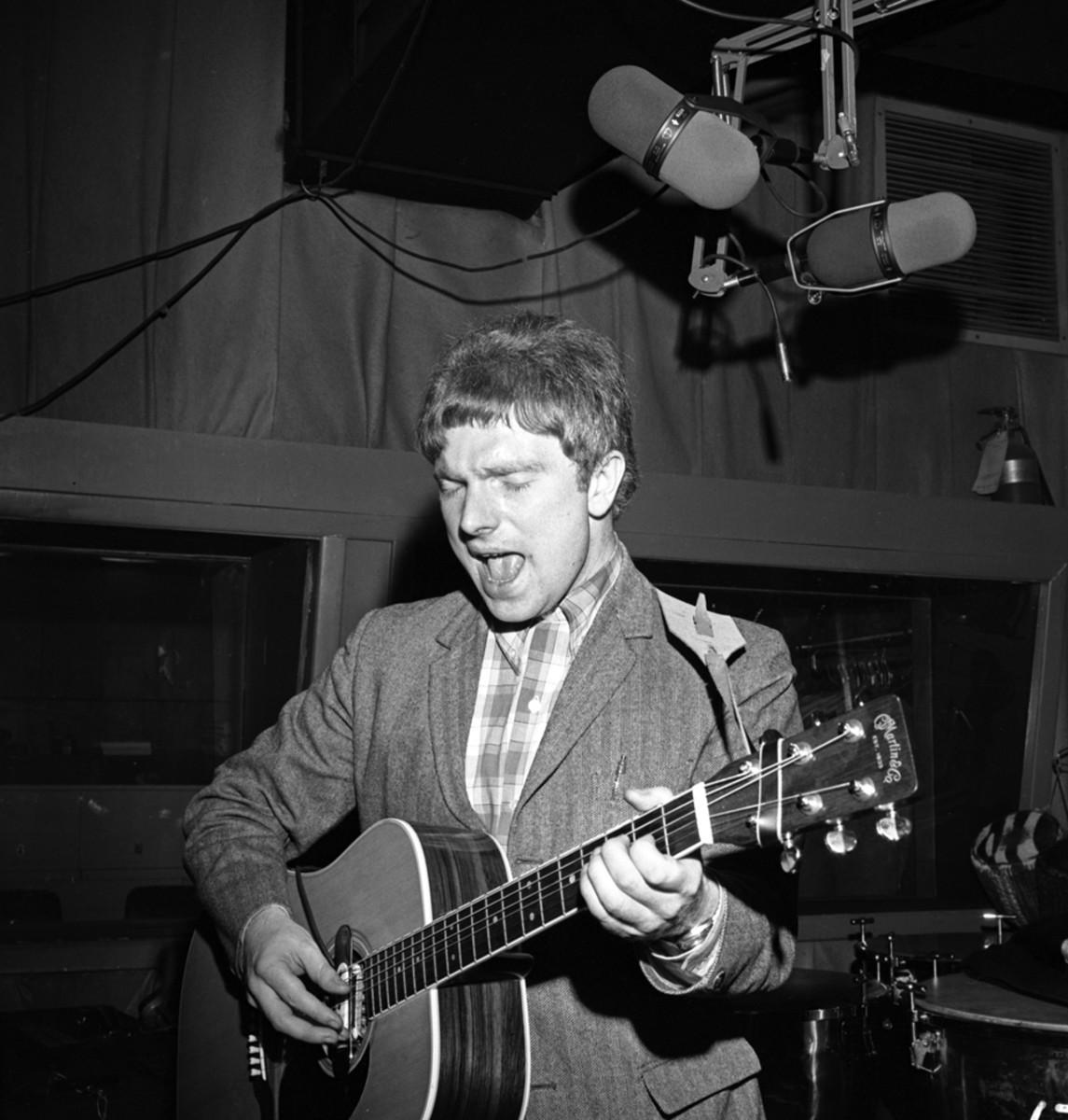 Van Morrison. Photo byPoPsie Randolph/Michael Ochs Archives/Getty Images)