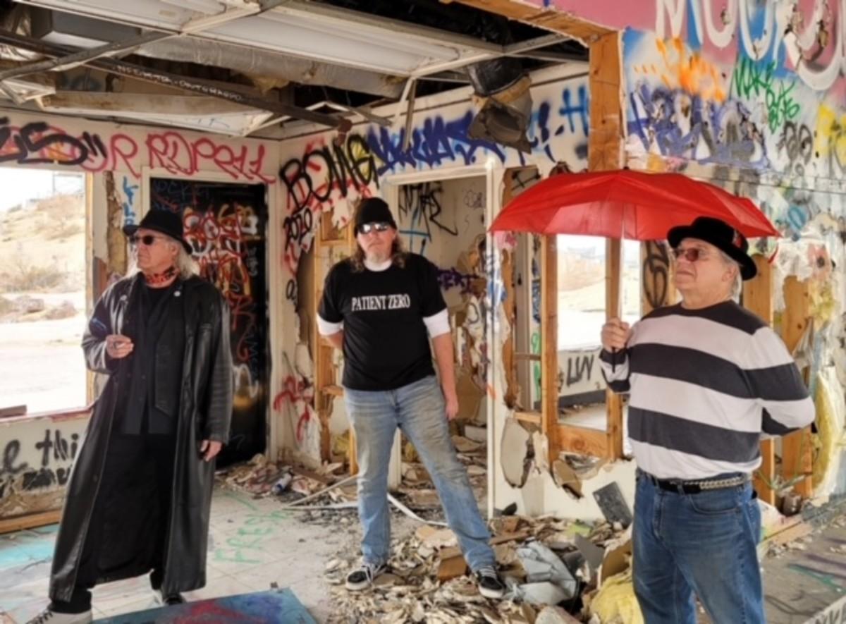 Rooster Knack, Merle Gregory and David Cimino of Patient Zero