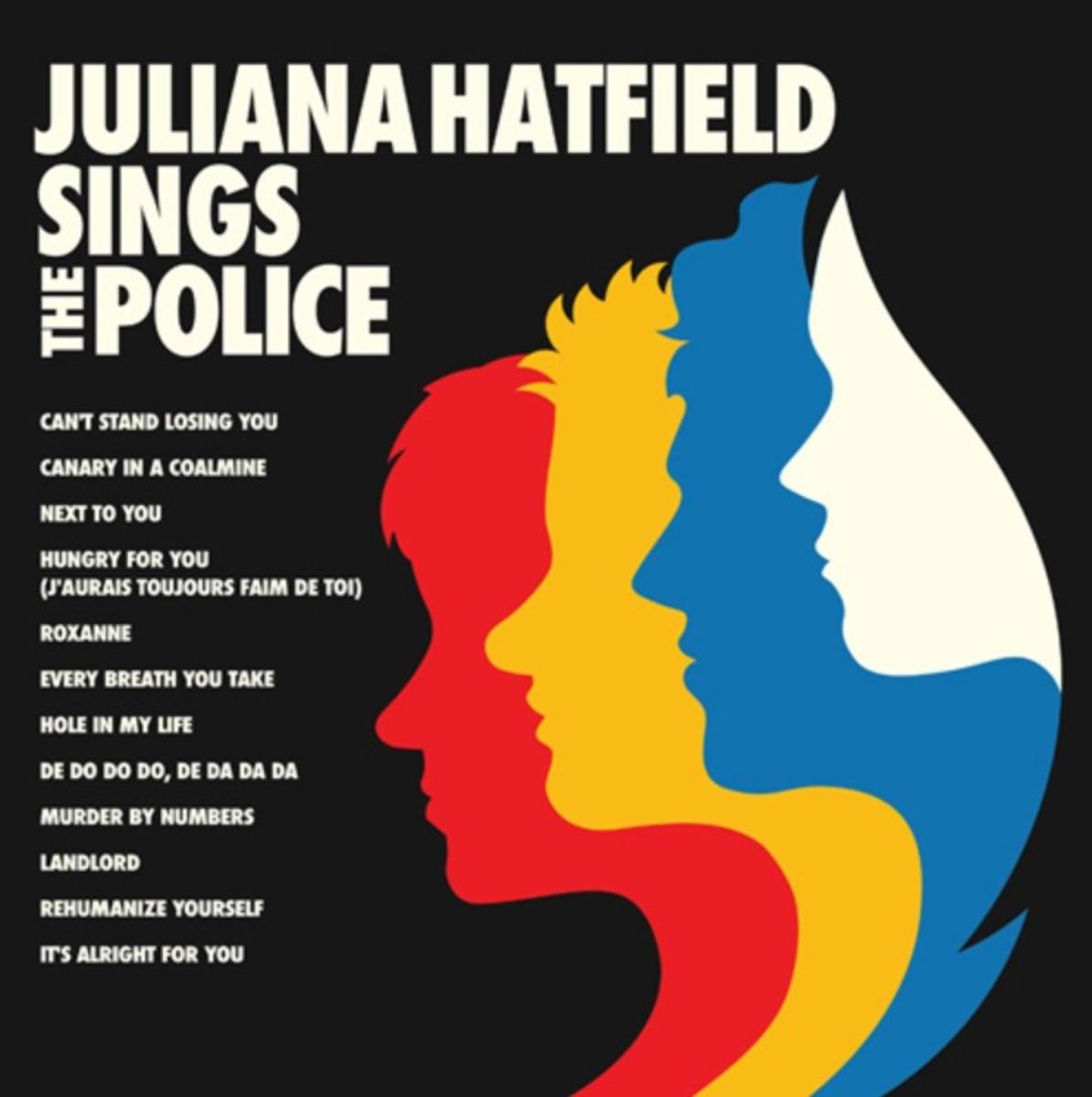 Juliana Hatfield Police