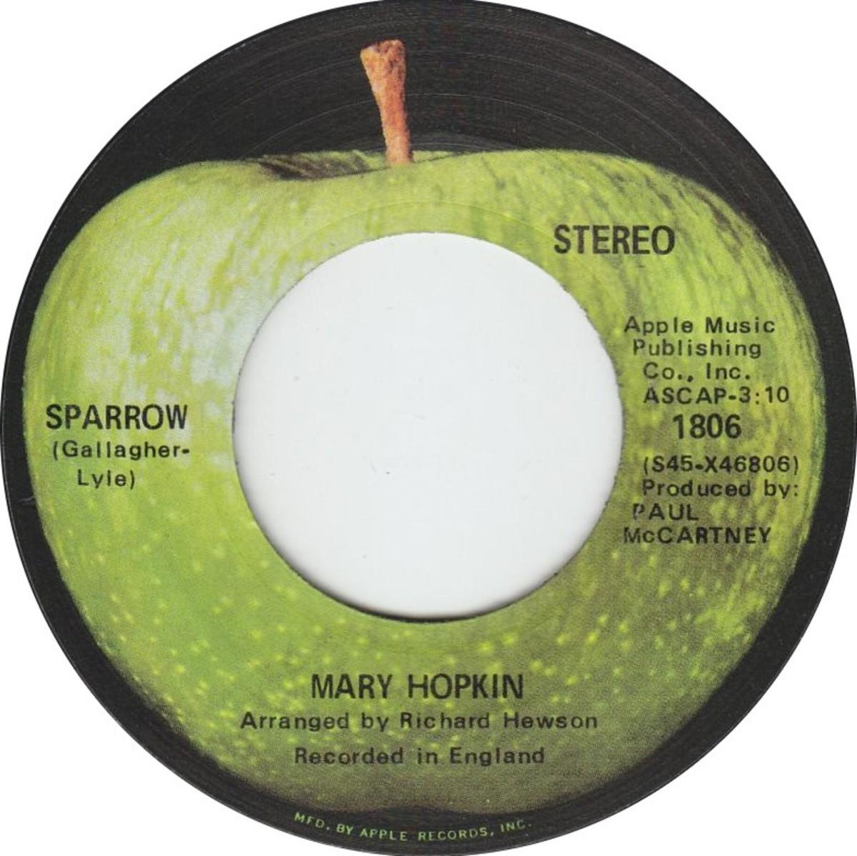 Mary Hopkin Sparrow