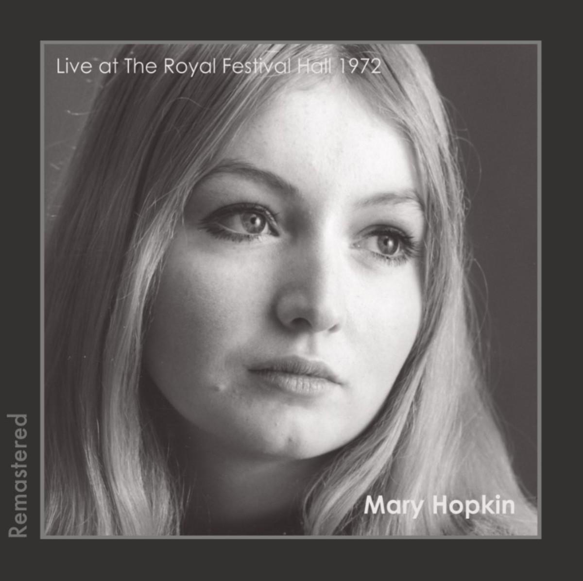 Mary Hopkin Live at The Royal Festival Hall remastered hi res