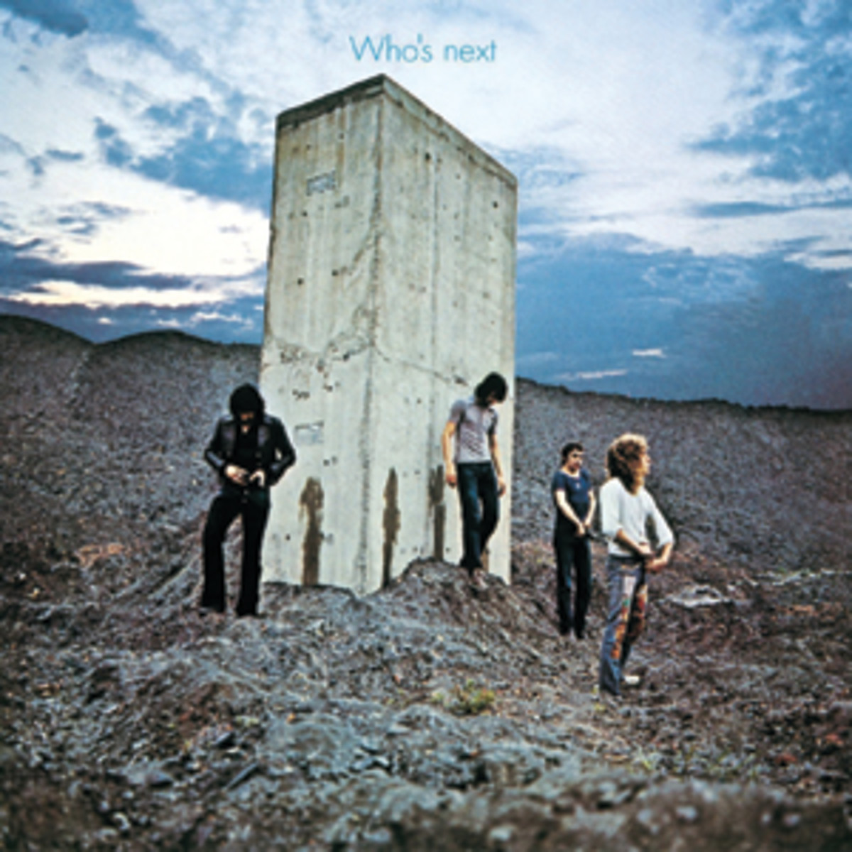 Who's Next -The Who