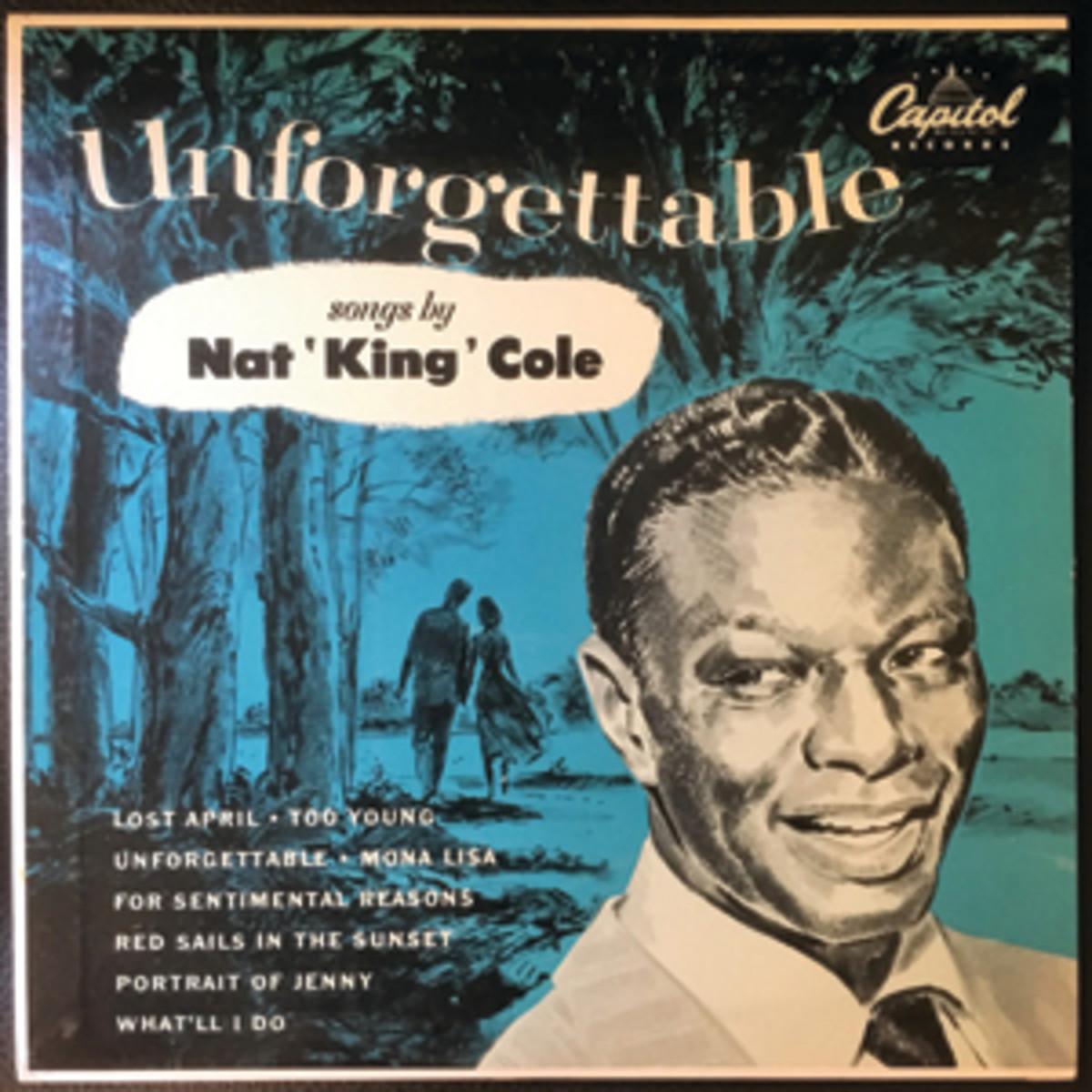 Nat King Cole, Unforgettable
