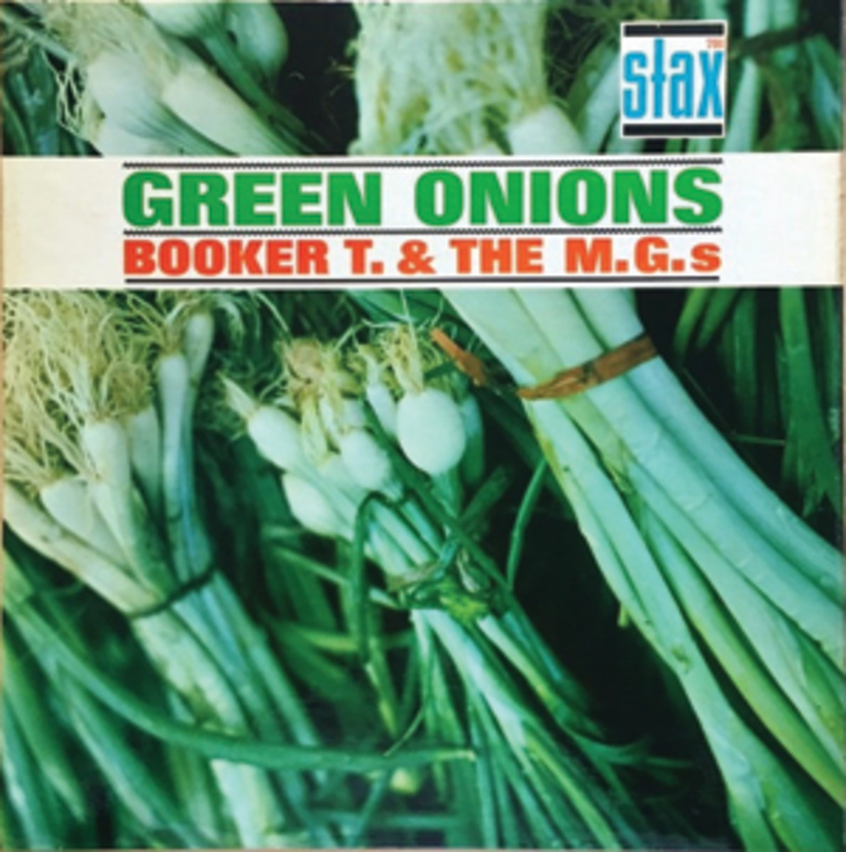Booker T &the M.Gs-Green Onions