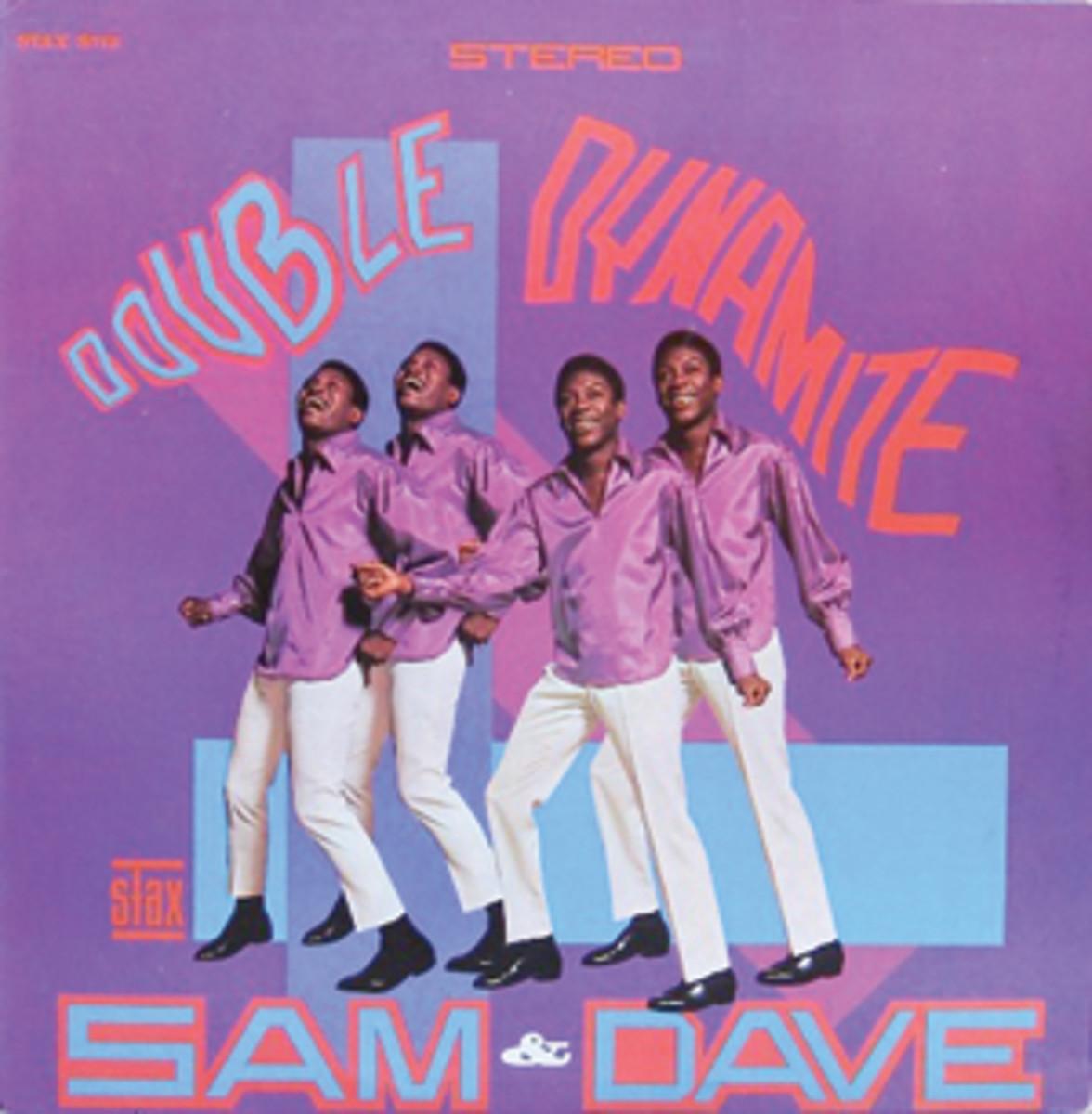 Sam & Dave, Double Dynamite