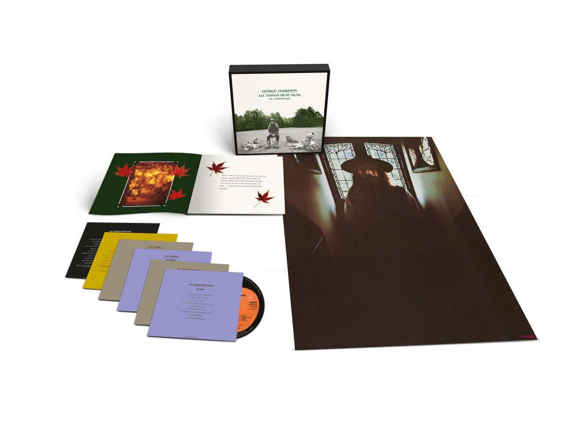The 5-CD Super Deluxe Edition.