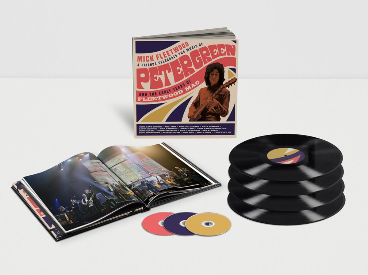 Mick-Fleetwood&Friends box set exploded