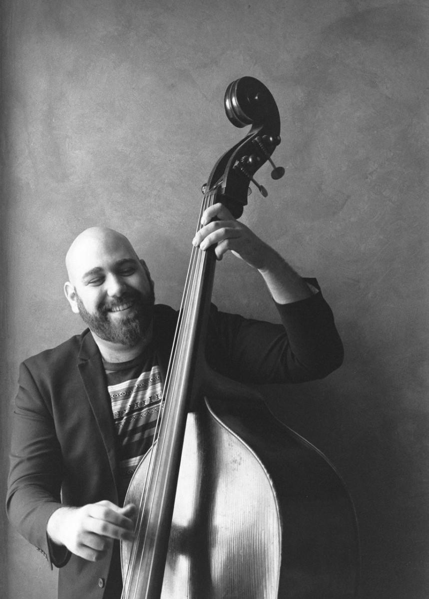 Almog The Bassist, courtesy Antje Huebner