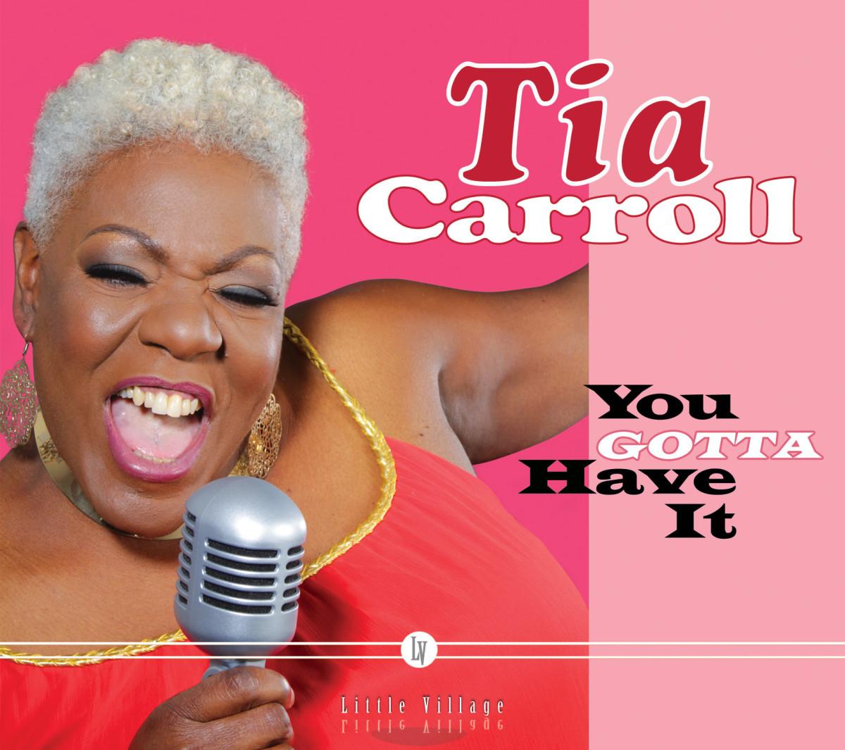 Tia Carroll-front