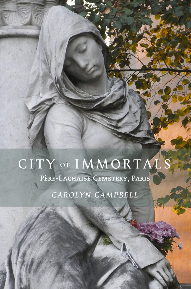 - book COVER - Carolyn Campbell