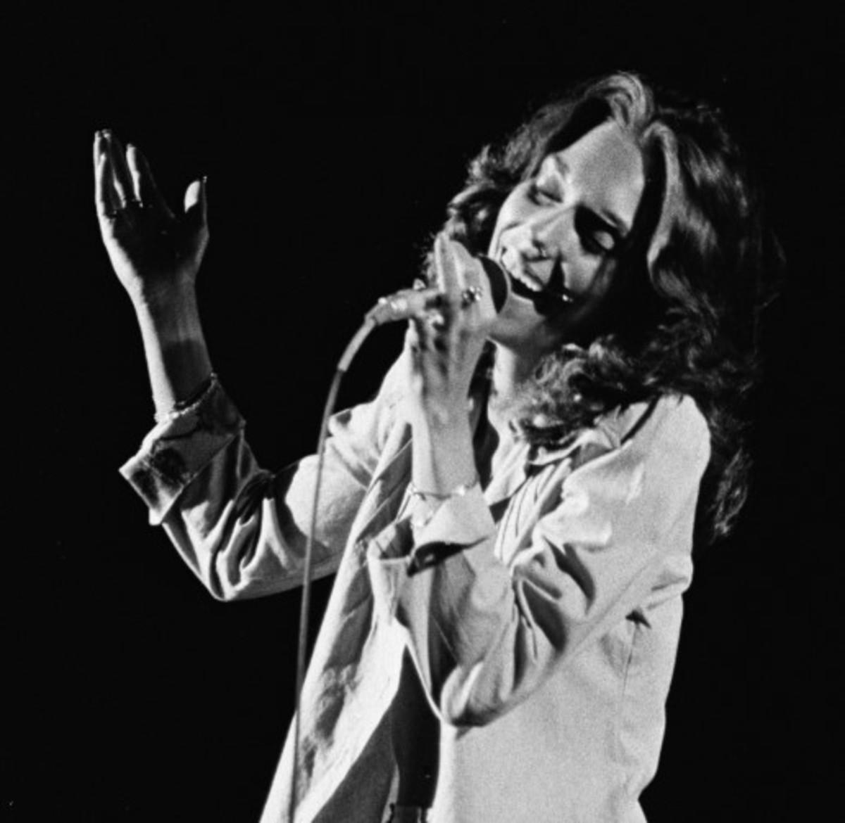 Karen Carpenter, Hollywood Bowl, September 6, 1974