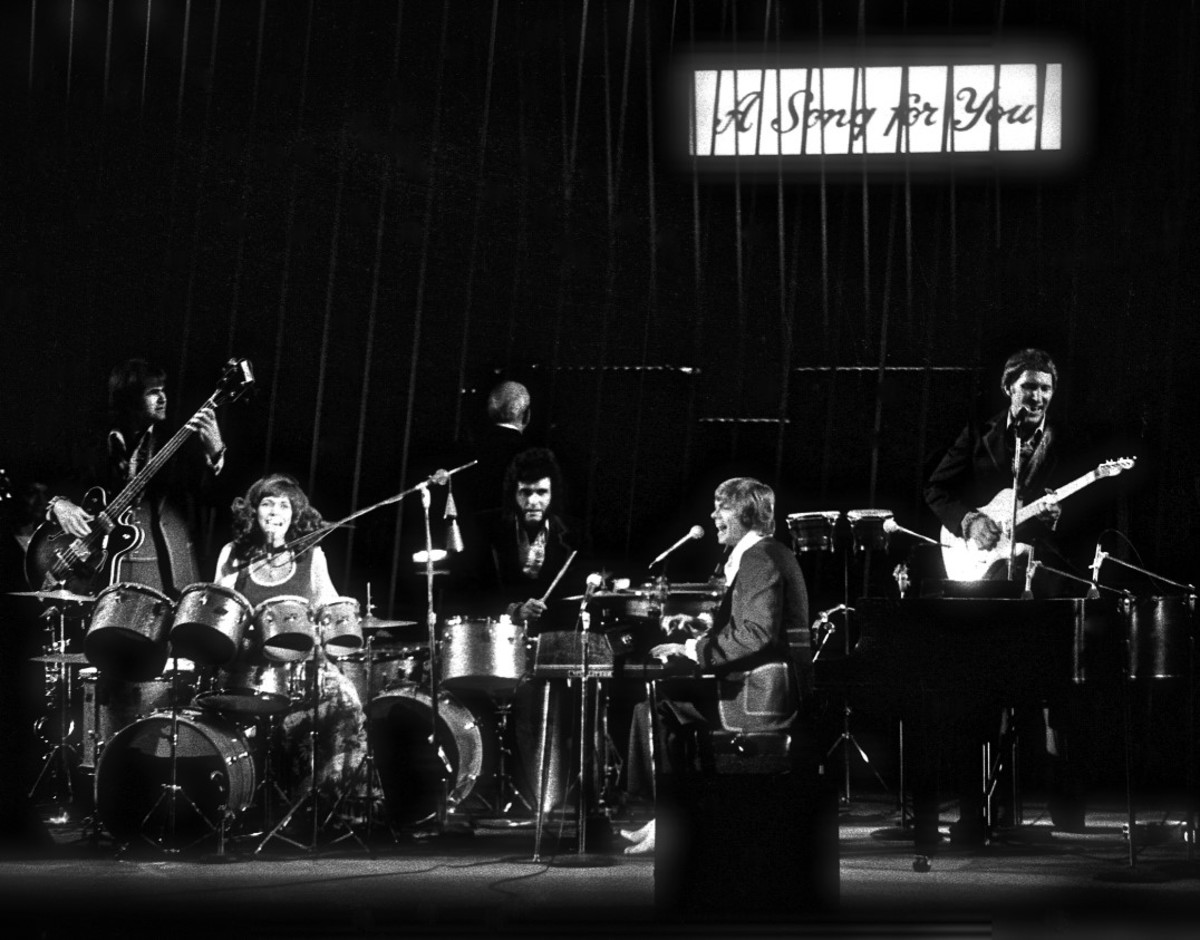 The Carpenters, The Greek Theatre, August 1972