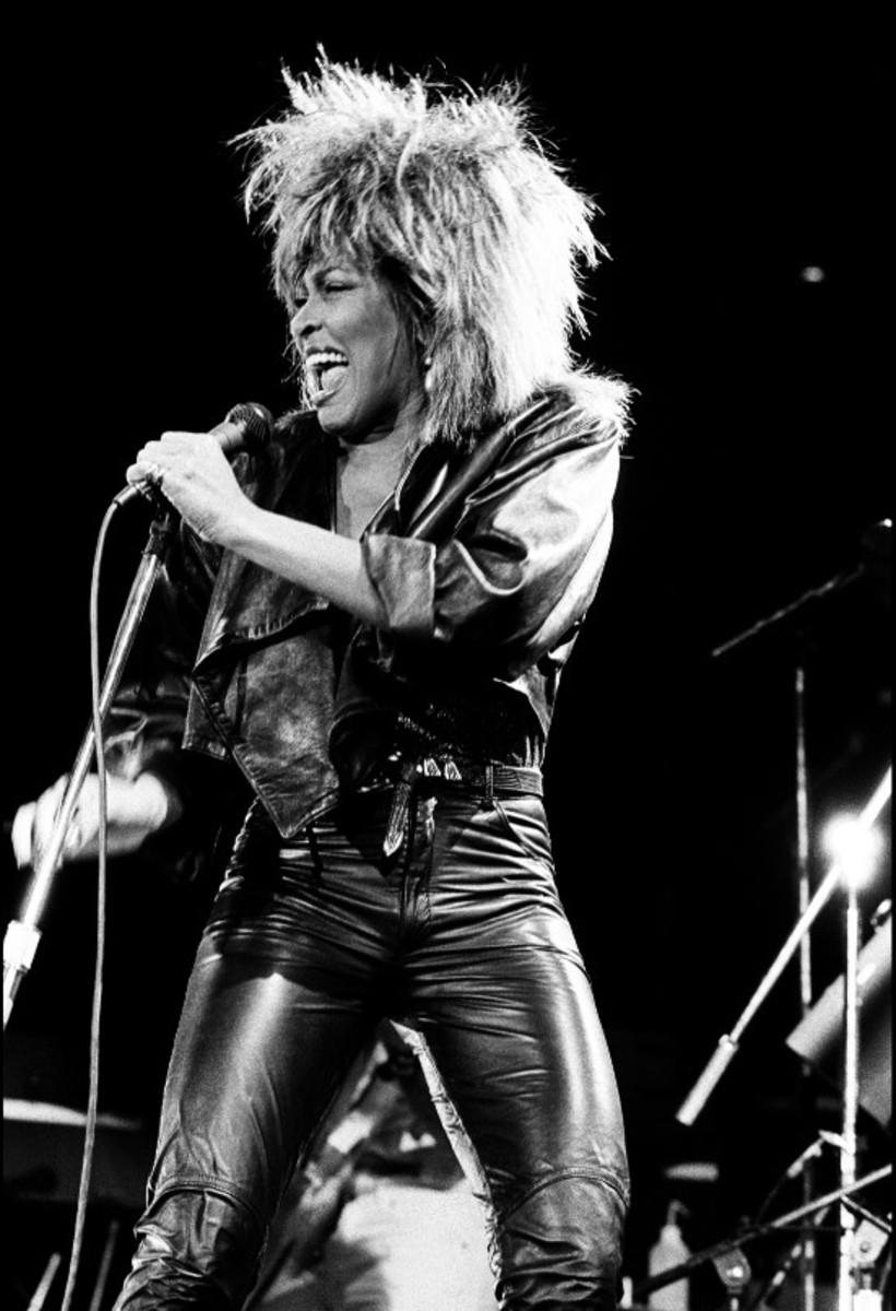 Tina Turner, The Forum, July 6, 1984