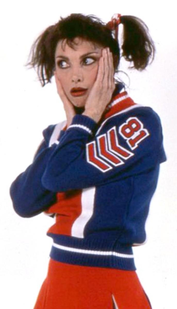 Toni Basil, 1981
