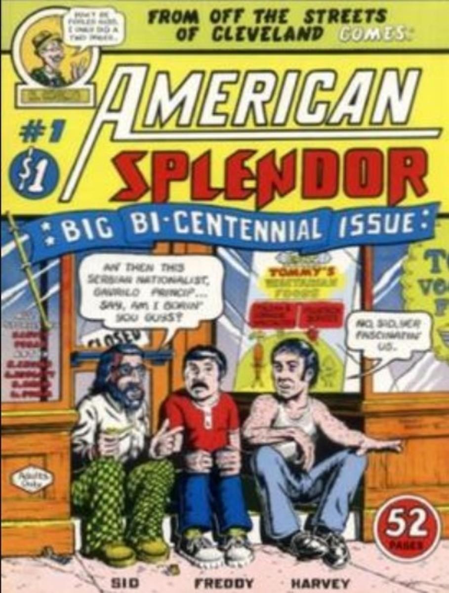 Ethan Gold American Splendor